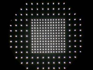 micro-hole array