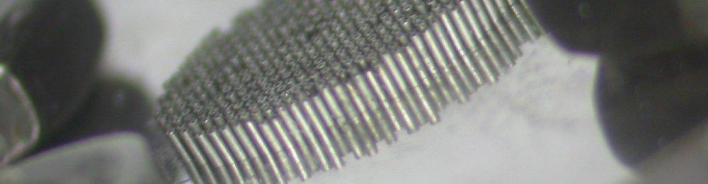Quantum particle nozzle