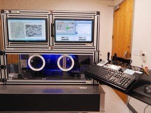 3-D Bio Printing Excimer Laser System